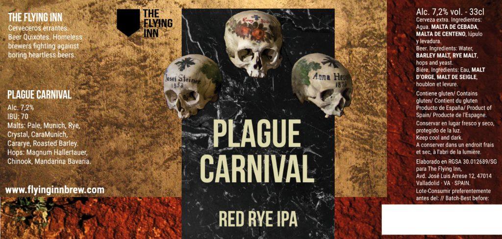 plague carnival cerveza artesana
